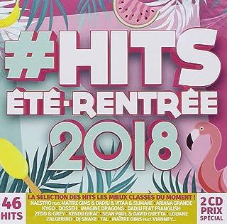 #hits Été - Rentrée 2018