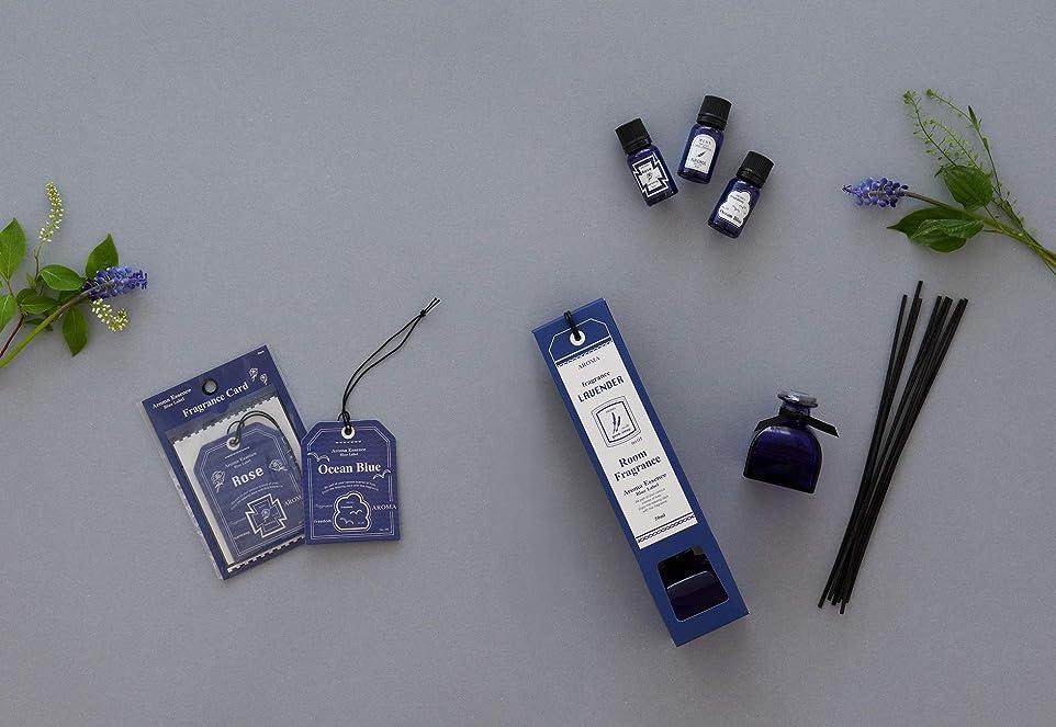ブルーラベル フレグランスカード ラベンダー(エアフレッシュナー 芳香剤 心落ち着ける清々しい香り)
