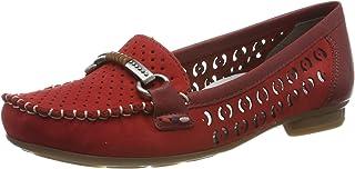 Rieker 40085-33, Mocassins (Loafers) Femme