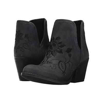 Coolway Ambar (Black Leather) Women