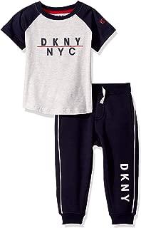 DKNY Boys' 2 Piece Set