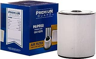 PG Air Filter PA9988| Fits 2014 Audi RS7, 2017 A7, 2011-13 A6, 2012-17 A6 Quattro, 2012-18 A7 Quattro, 2013-18 S6, S7