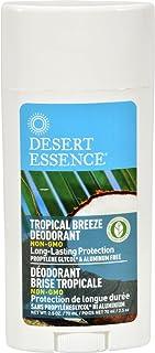 Desert Essence Deodorant - Tropical Breeze - 2.5 oz
