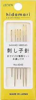 Sashiko Nadeln 6er Set Hidamari Cosmo