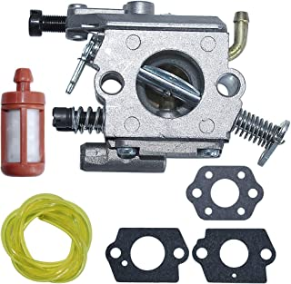 AUMEL Carburetor Carb Fuel Filter Line Gaskets Kit for Stihl MS200 MS200T 020T MS 200 MS 200T Chainsaws Replace 1129 120 0653.