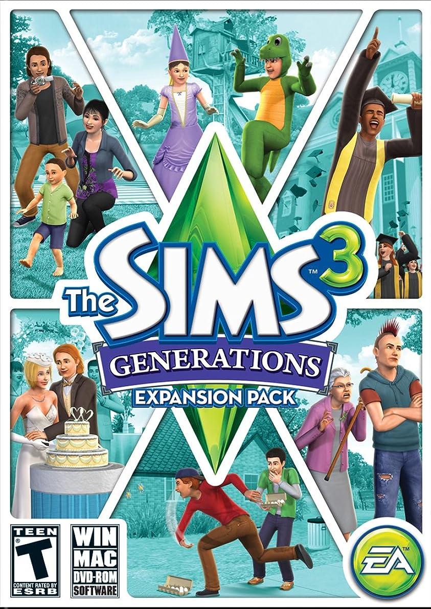 差し控える廃止苦痛The Sims 3: Generations (輸入版)