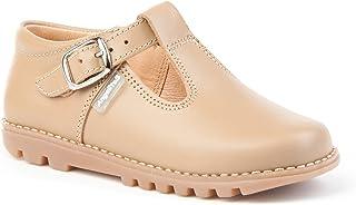 3b11a4da Zapatos Pepitos para niños Todo Piel mod.670. Calzado infantil Made in  Spain,