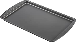 T-fal Signature Cookie Sheet, 15 x 10, Grey Non-stick