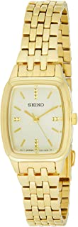Seiko Women's Dial Stainless Steel Band Watch - SRZ472P1