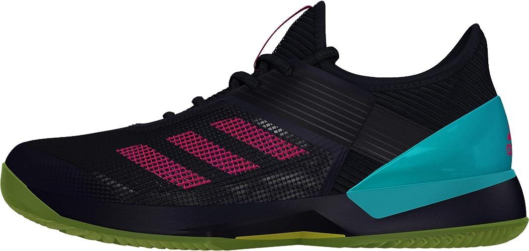 Adidas Adizero Ubersonic 3 W Clay, Chaussures de Tennis Femme