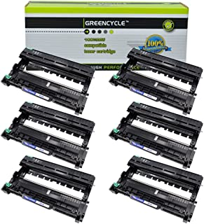 GREENCYCLE 6PK DR-630 Laserjet Drum Replacement for Brother DR630 DCP-L2540DW DCP-L2300D DCP-L2500D MFC-L2740DW Printer(6pack, DR630)