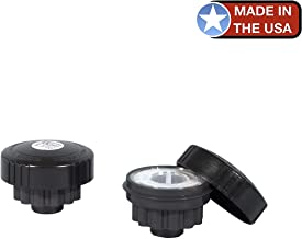One Stop Outdoor USA Made - 12 Plant (Outlet) - Distributing Bubbler Manifold (Body Only)- for : Hydroponics Drip Irrigation Fits 1/8