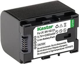 Battery Pack for JVC BN-VG107, BN-VG108, BN-VG114, BN-VG121, BN-VG138, BN-VG107U, BN-VG108U, BN-VG114U, BN-VG121U, BN-VG138U, BN-VG107US, BN-VG114US, BN-VG121US, BN-VG121USM, BN-VG138US, BN-VG138USM, BN-VG107E, BN-VG108E, BN-VG114E, BN-VG121E, BN-VG108EU, BN-VG114EU, BN-VG121EU, BN-VG138E, BN-VG138EU
