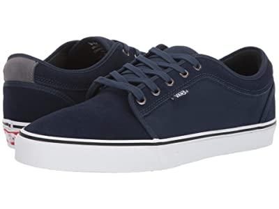 Vans Chukka Low (Dress Blues/Quiet Shade) Skate Shoes