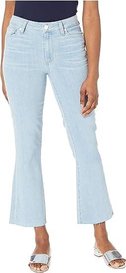 Colette Jeans w/ Raw Hem in Elio