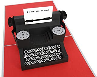 PopLife Typewriter