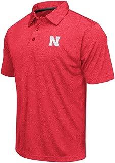 Men's NCAA Heathered Trend-Setter Golf/Polo Shirt