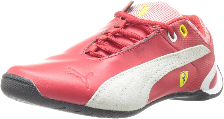 PUMA Future Cat M2 Ferrari Junior Tennis Shoe (Little Kid/Big Kid)
