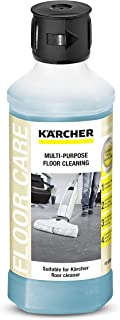 Kärcher universeel vloerreinigingsmiddel RM 536 (0,5 liter, grondige en streepvrije reiniging, vochtbescherming, frisse ci...
