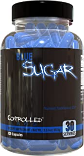 Controlled Labs Blue Sugar 30 Servingings, 0.7 Pound