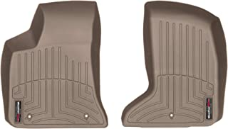 WeatherTech Front FloorLiner for Select BMW Models (Tan)