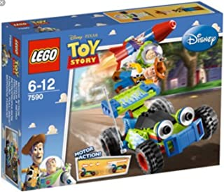 LEGO Toy Story 7590: Woody and Buzz to the Rescue by Disney
