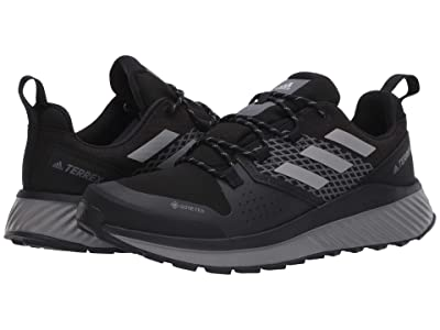 adidas Outdoor Terrex Folgian Hiker GTX (Black/Grey Three/Grey One) Men