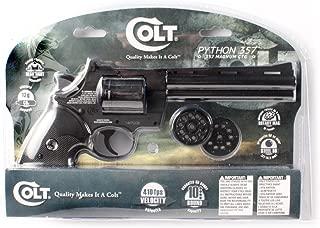 Colt Python 2254040 BB Air Pistol 0.177cal,410fps