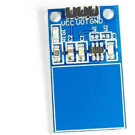 Missbirdler Kapazitiv Sensor 17x29mm Capacitive Touch Elektronik