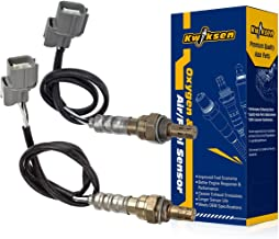Kwiksen 2pcs Oxygen O2 Sensor 234-4065 234-4099 Upstream&Downstream For Honda Civic 1.6L D16Y7 Engine 1996-2000