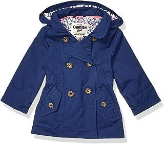 OshKosh B'Gosh Baby Girls Hooded Trench Coat