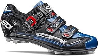 MTB Eagle 7 Cycling Shoes Black Black Blue