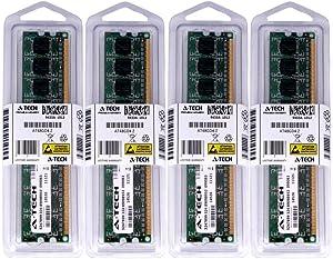 16GB KIT (4 x 4GB) for Dell XPS 8300. DIMM DDR3 Non-ECC PC3-10600 1333MHz RAM Memory. Genuine A-Tech Brand.