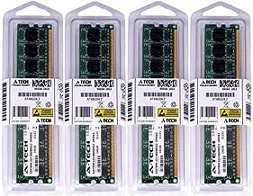 A-Tech 16GB KIT (4 x 4GB) For Gateway DX Desktop DX4860-UB20P DX4860-UB21P DX4860-UB32P DX4860-UB33P DX4860-UM10P DX4860-UR10P DX4860-UR11P DX4860-UR12P. DIMM DDR3 NON-ECC PC3-10600 1333MHz RAM Memory
