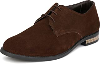 Saddle & Barnes Men's Leather Derby Shoes