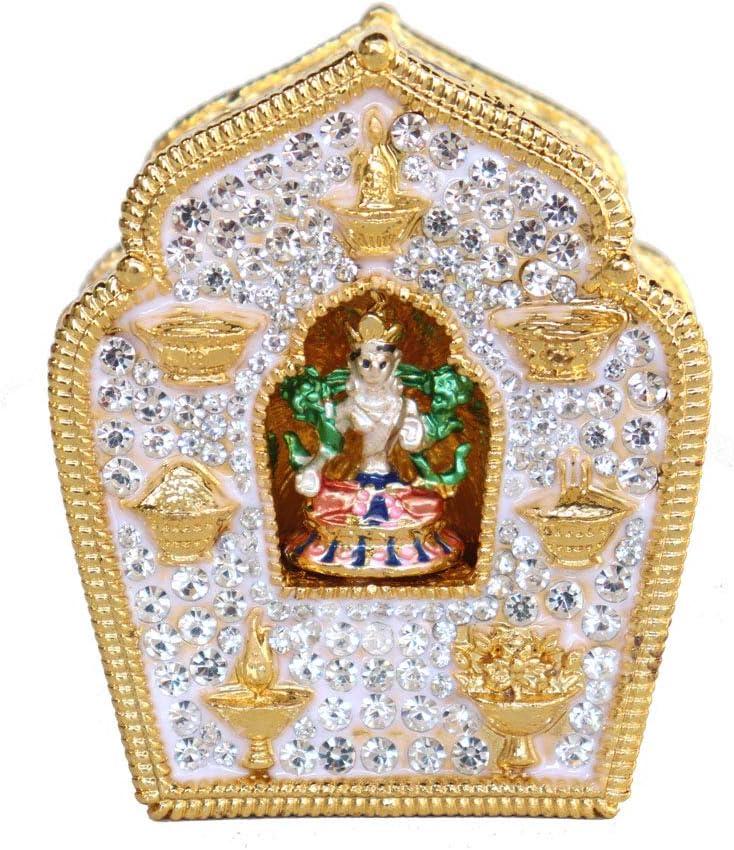 Feng overseas Shui White Tara GAU Home Amulet Al sold out.