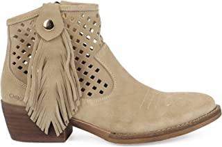 CHIKA10 LEATHER Rebeca 06 Arena/Sand
