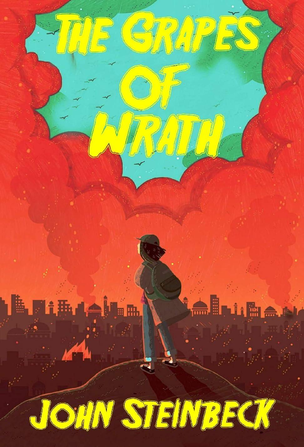 永遠に申請者ランドリーThe Grapes of Wrath (English Edition)