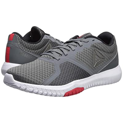 Reebok Reebok Flexagon Force (Alloy/White/Primal Red/Pewter/Black 1) Men