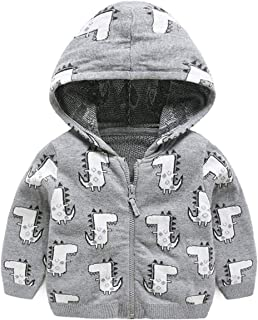 Baby Outerwear Coat Spring Autumn Newborn Infant Cotton Jacket Hooded Bebes Cute Coat 3-24 Months