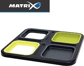 Fox Matrix Bait Waiter Loaded With Inserts Fishing Seat Box