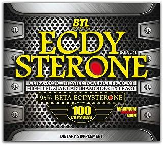 BTL - Ecdysterone Iridium 100 Capsules 500mg 95% Beta