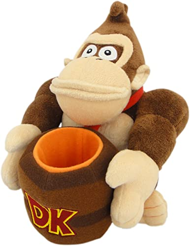 Stofftier Zubeh ofür (Donkey Kong) (Japan-Import)
