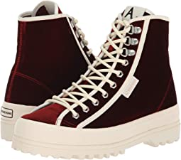 Alexa Chung - 2787 Alpinaveltvw High-Top