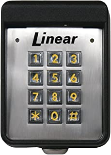 LINEAR AK-11 Exterior Digital Keypad electronic consumer