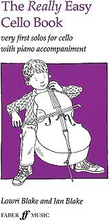 Really Easy Cello Book