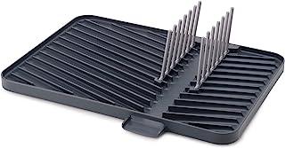 Joseph Joseph Flip-Up Drain Board with Foldable Dish Rack, One-size, Gray
