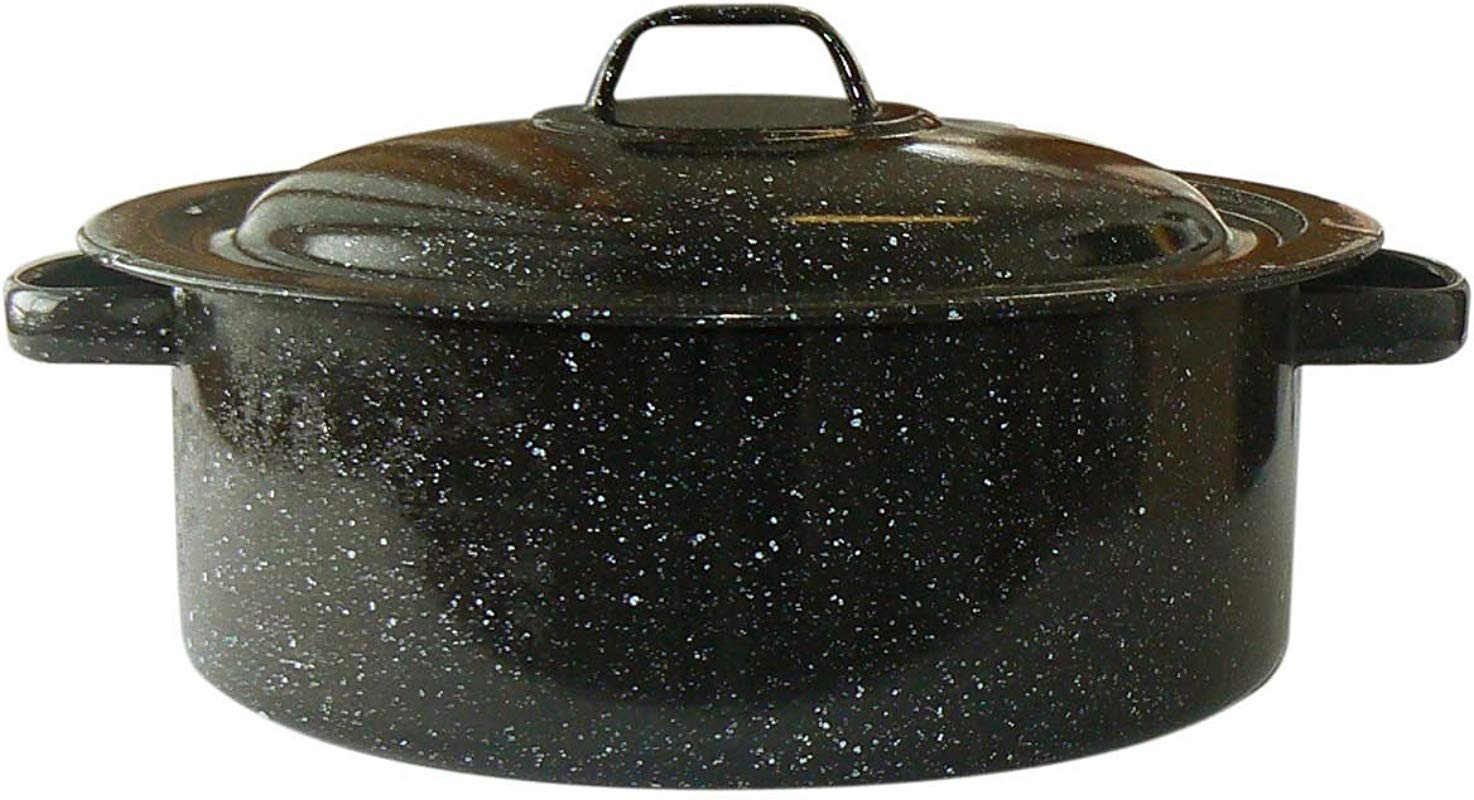 Granite Ware Covered Casserole 3 Quart