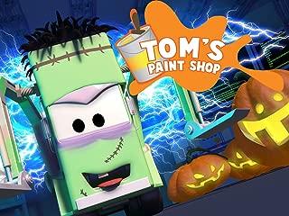 Tom's Paint Shop