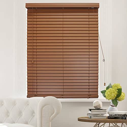 Faux Wood Blinds Amazoncom